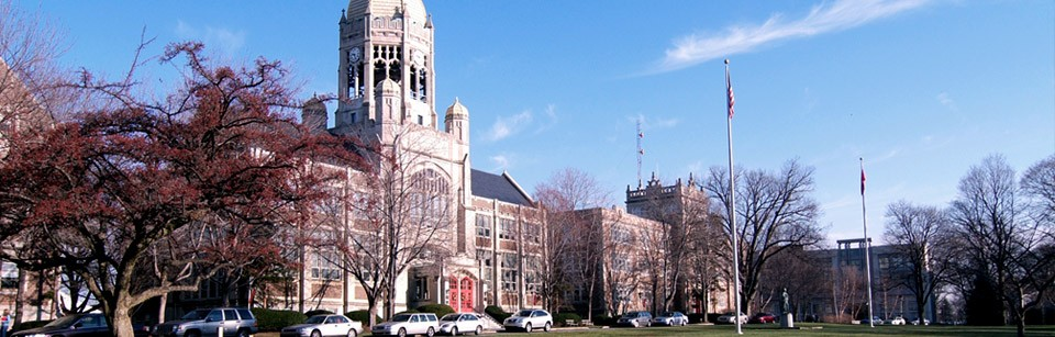 Campus at Muhlenberg College