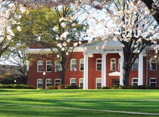Campus at Newberry College