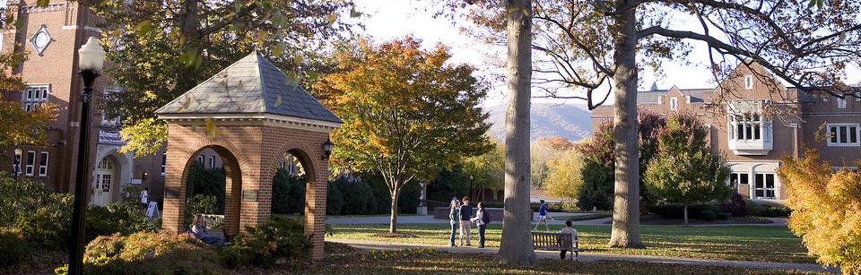 Campus at Roanoke College