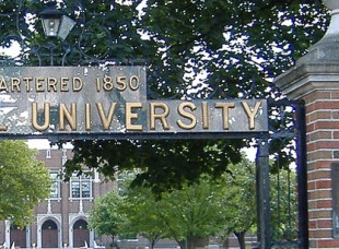 Gate at Capital University