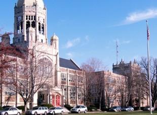 Campus at Muhlenberg College